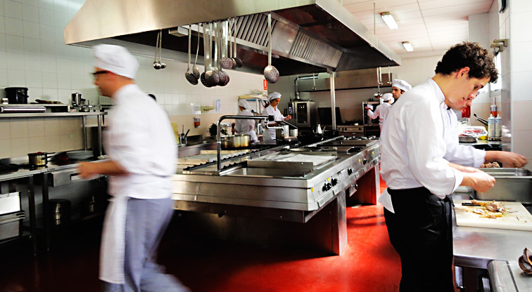 Cocina formación