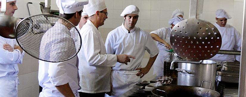 FP Básica en Cocina y Restauración