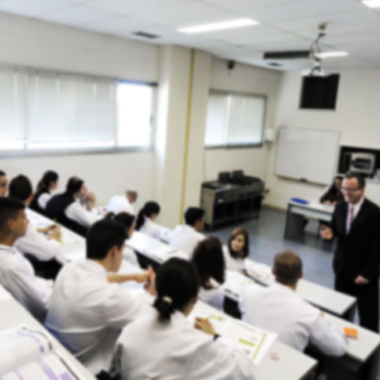 ESGHT organiza eventos aulas formación