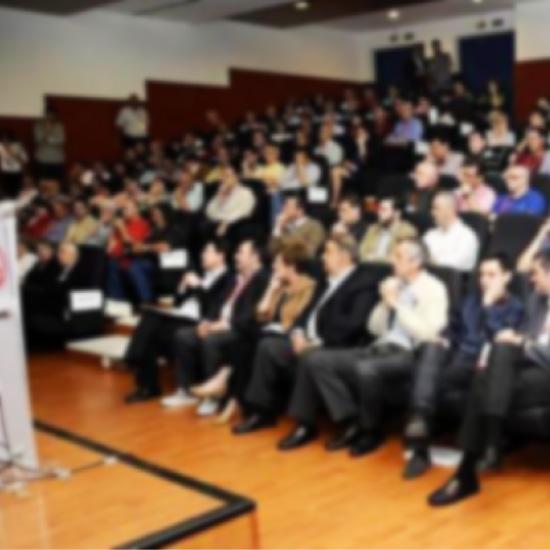 ESGHT organiza eventos salón de actos