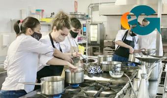 ESGHT Grado Superior Dirección Cocina
